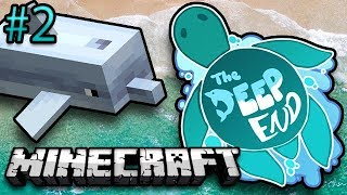 Minecraft: The Deep End Ep. 2 - Diamonds Have Been Removed