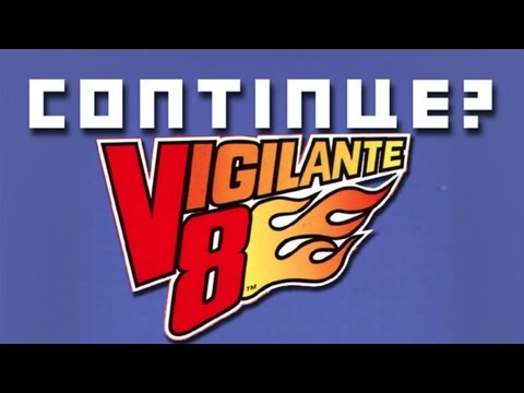 Vigilante 8 (N64) - Continue?