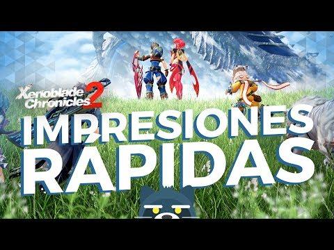 Impresiones rápidas: Xenoblade Chronicles 2 para Nintendo Switch   Mapache Rants