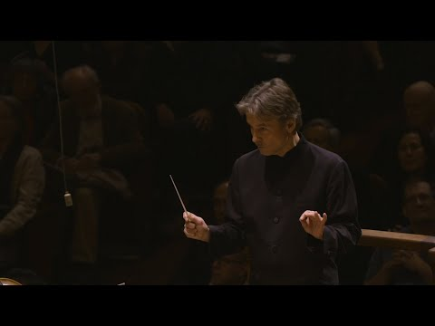 Esa-Pekka Salonen conducts R. Strauss' Also Sprach Zarathustra with the San Francisco Symphony