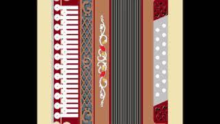 Яблочко(гармонь и гитара)