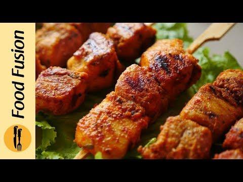 Peri Peri Chicken Skewers Recipe By Food Fusion Youtube