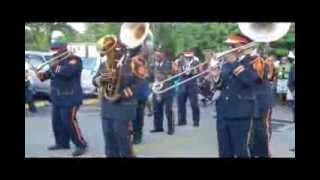 Street Parade - Bahamas Brass Band