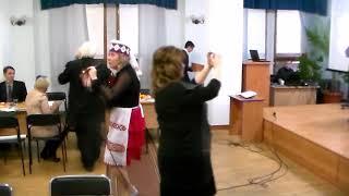 Татьяна Шульгина, ДОНЕЦК   Чаму ж мне ня петь   Новый год  народностей Донбасса  22 декабря 2017