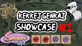 [KGs] Shinobi Life | KEKKEI GENKAIS SHOWCASE! #1 | ROBLOX