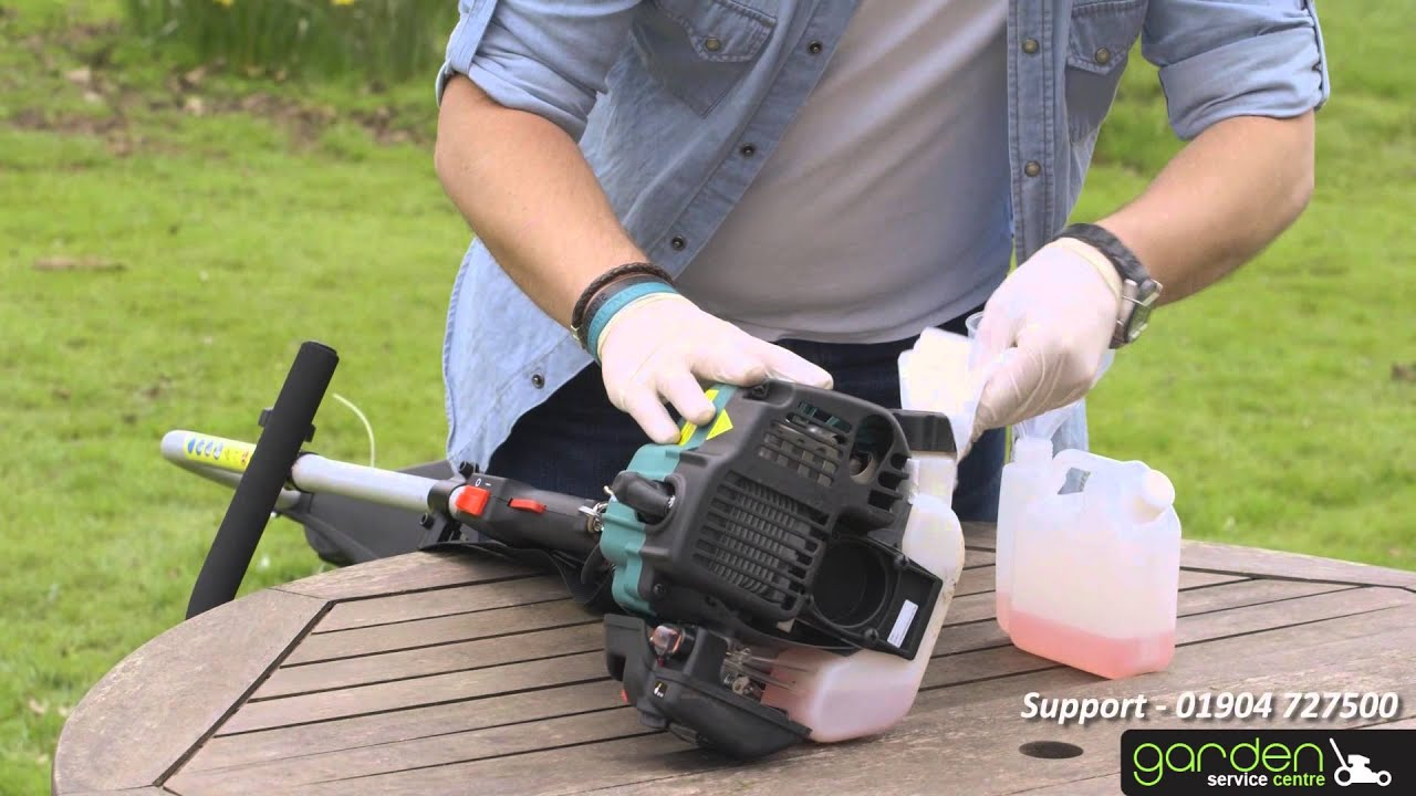 Argos Product Support for Sovereign Petrol Grass Trimmer - 26CC (294