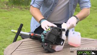 Garden - Petrol Products Support Video