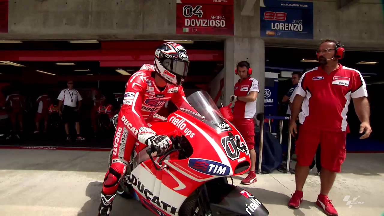 MotoGP™ Indianapolis 2013 - Ducati in Action - YouTube