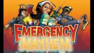 Emergency Mayhem Trailer : Unreleased for Xbox