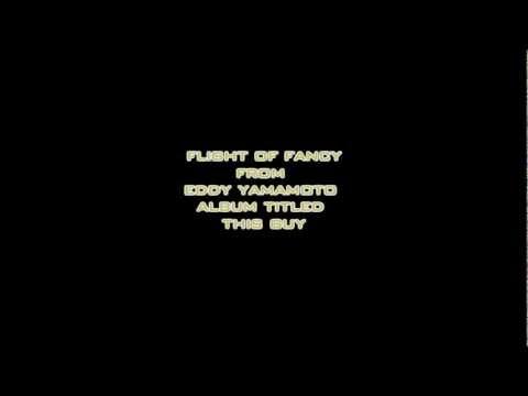 Flight Of Fancy From Eddy Yamamoto Album Titled This Guy / CBS SONY 1986