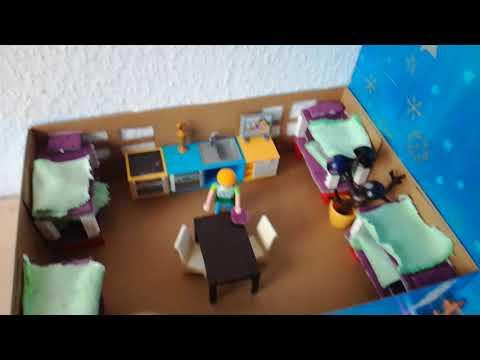playmobil haus selber bauen. Black Bedroom Furniture Sets. Home Design Ideas