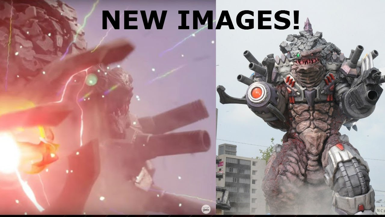 NEW Ultraman Orb Movie Monster Deavorick Images! - YouTube