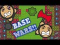 ZOMBS.IO EPIC TIER 7 BASE WARS!! // Trolling A Subscriber (Zombs.io Funny Moments)