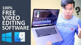 5 Best Free Video Editing Software For Windows MacOS Laptop Computer