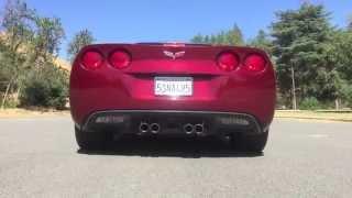 My First Car; C6 Corvette