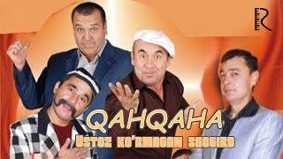 Qahqaha   Ustoz ko'rmagan shogird nomli konsert dasturi
