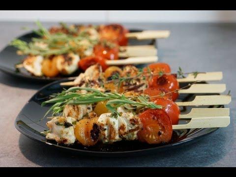 recette-de-brochettes-de-poulet-citron-&-estragon-à-la-plancha-/-barbecue