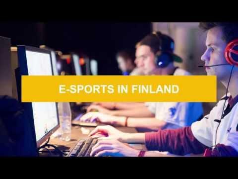 eSports Seminar SEUL eSports in Finland