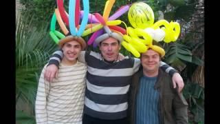 0528334479  Карнавальные шапки из шаров на бар /батмицву и свадьбу в Израиле.