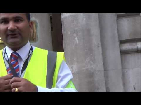 Security say i cant film government building
