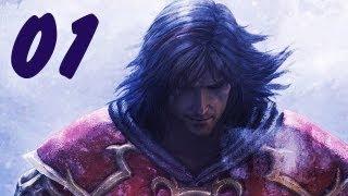 Let's Play Castlevania Lords of Shadow - Part 01 German Deutsch Gameplay