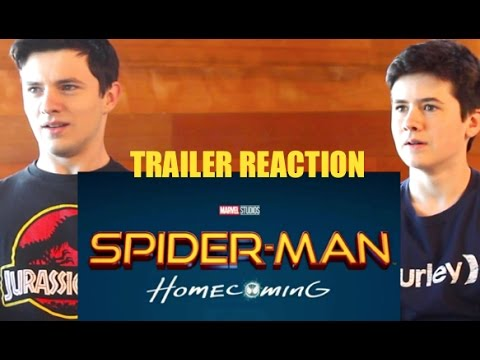 Thumbnail: Spider Man: Homecoming Trailer 2 - Our Reaction