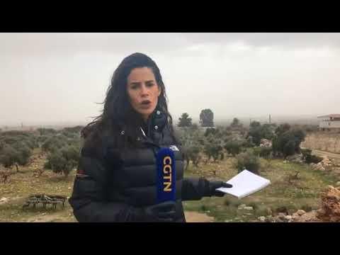 Turkish ground forces enter Syria to attack Kurdish YPG