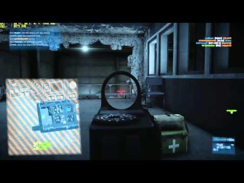 Battlefield 3: Kharg Island FAMAS gameplay