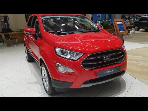 New Ford Ecosport Facelift  Things All You Should Know