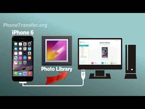 How To Transfer Li Ry From Iphone To Computer Backup Iphone Li Ry To Pc