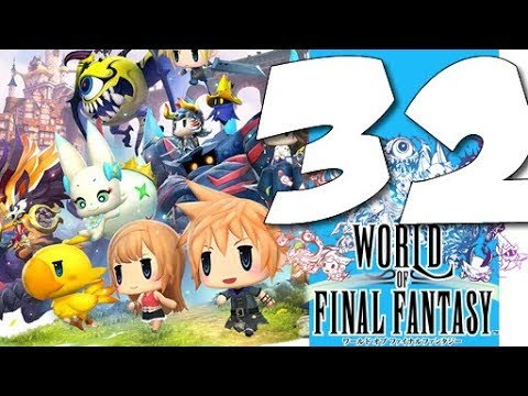 Lets Blindly Play World of Final Fantasy: Part 32 - Ancient Library