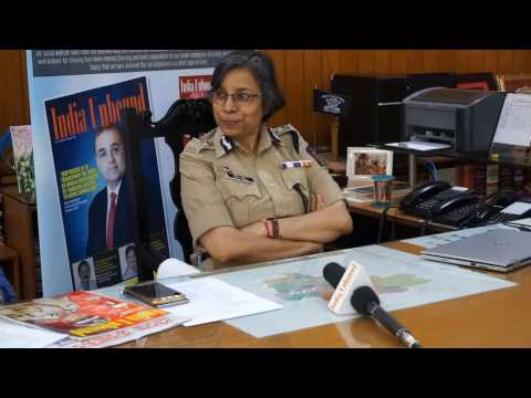 Rashmi Shukla, Pune's Police Commisioner Interview with India Unbound