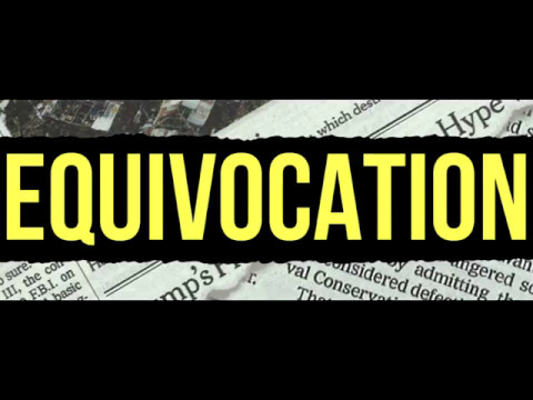 Stanford Theater Lab's EQUIVOCATION Trailer