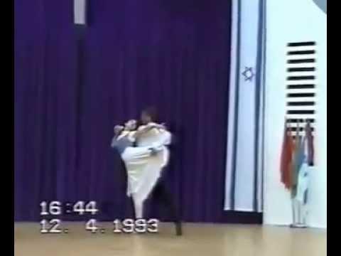 "Dance group ""SHAHRAZAD"" in Nataniya -2000.Ballet Nouveau ""Feelings."" .Choreographed IRINA JAMMAL."