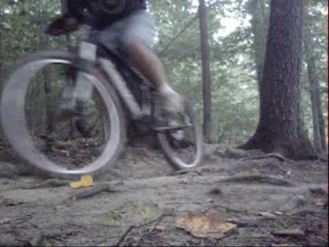 West Branch Mountain Bike Trails 2009 Youtube