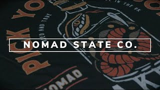Nomad State Co. - Tattoo Inspired Clothing