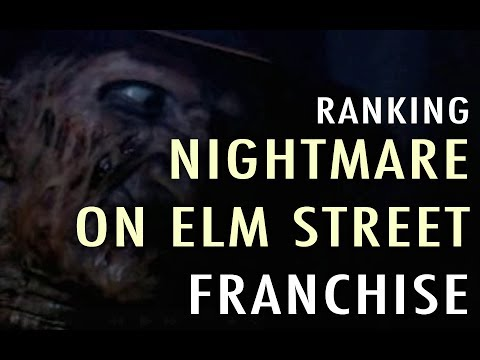 Ranking: The Nightmare on Elm Street Franchise