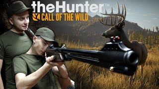 theHunter: Call of the Wild #1 MULTIPLAYER | Ruszamy na Polowanie | MafiaSolec & Bronczek