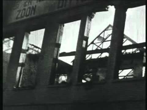 Oorlogsschade Den Bosch 1945