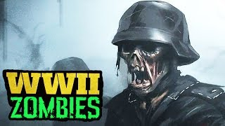 NEW COD WW2 ZOMBIES MODE REVEAL DATE! (Call of Duty 2017)