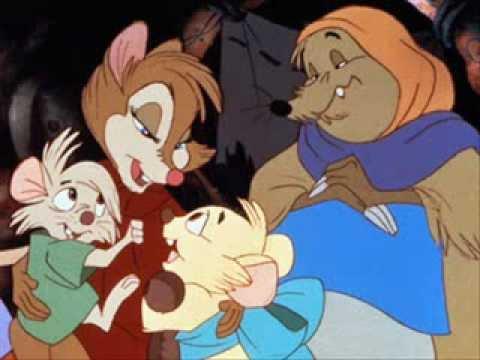 Rabbitearsblog's Movie Review #26: The Secret of NIMH (1982)