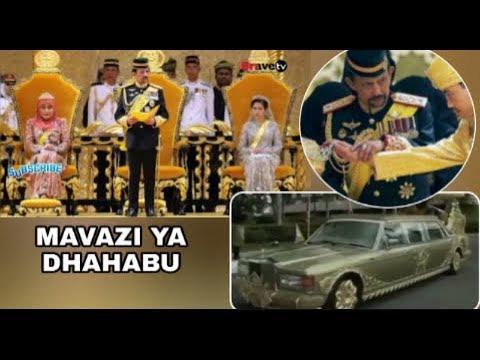 Download Fahamu kuhusu nchi ya Brunei/Raisi Tajiri Duniani /Magari 7000 ya dhahabu