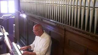 Girolamo Frescobaldi, AVE  MARIS  STELLA, Organo e Canto Gregoriano, Studio di Giovanni Vianini, Milano, Italia