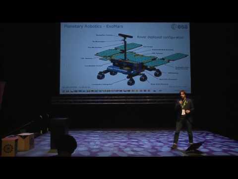 Robotics at European Space Agency