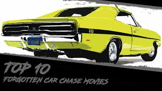 Top 10 Forgotten Car Chase Movies