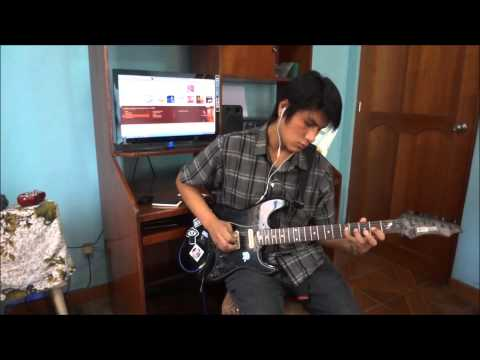 Headfirst For Halos My chemical Romance guitar cover