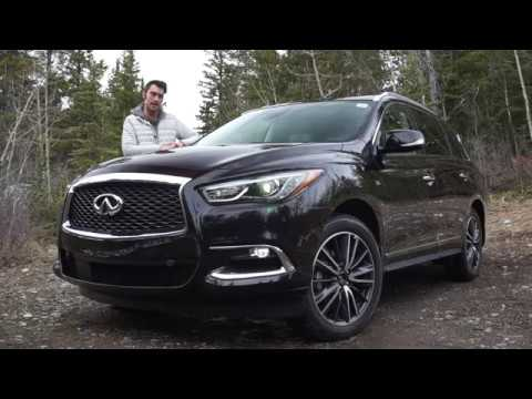 2019 INFINITI QX60 Review | INFINITI Gallery