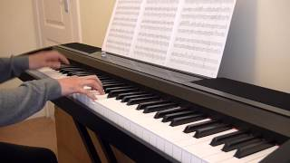 Mayday五月天【擁抱Embrace (步步精選輯版)】鋼琴版 piano by CHM