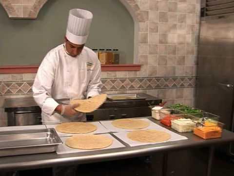 24 Wrap Sandwich - Culinary Techniques for Healthy School Meals, NFSMI