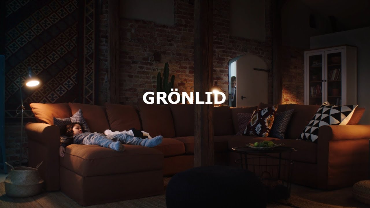IKEA GRNLID series  New dimensions to your sofa life